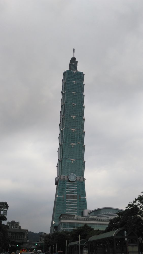 Visiting the Taipei 101 Observatory – The Tower Info