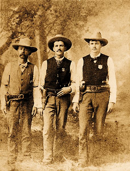 Old West lawman | old-west-lawman_edward-johnson.jpg: