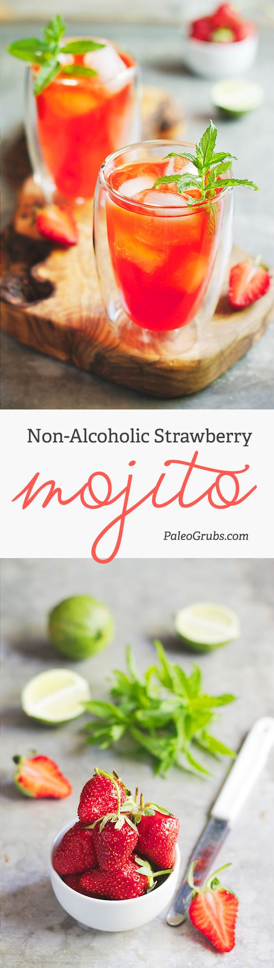 The best easy non alcoholic drinks recipes creative for Cocktail x35