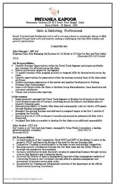 marketing resume resume and marketing on pinterest