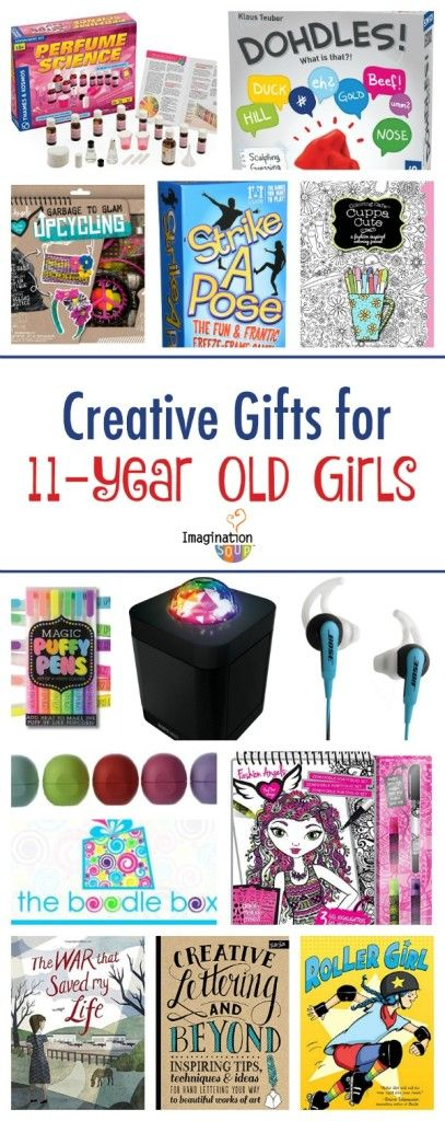 Gifts for 11Year Old Girls Pinterest Shops