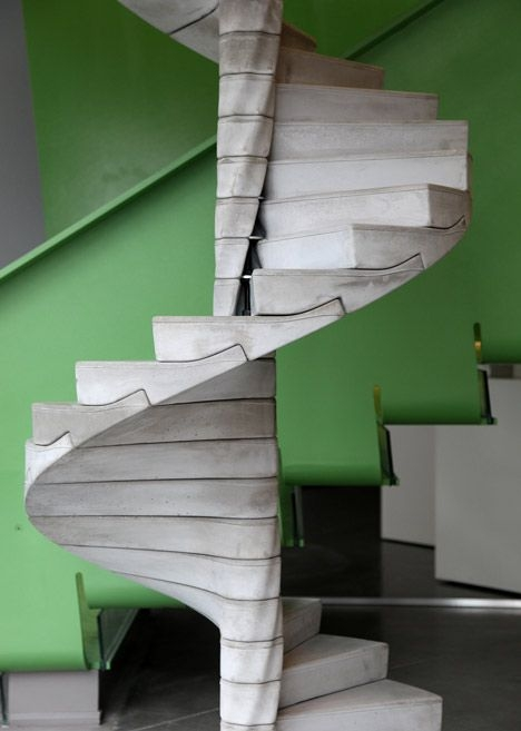 Pinterest • The World's Catalog Of Ideas | Helical Staircase Structural Design