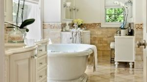 Bathroom Design Featuring Artistic Tile, Now Available At