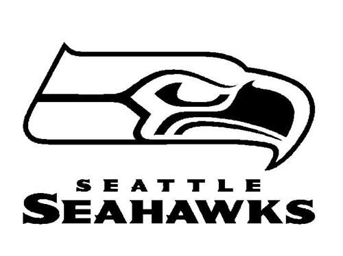 seahawks coloring pages and coloring on pinterest