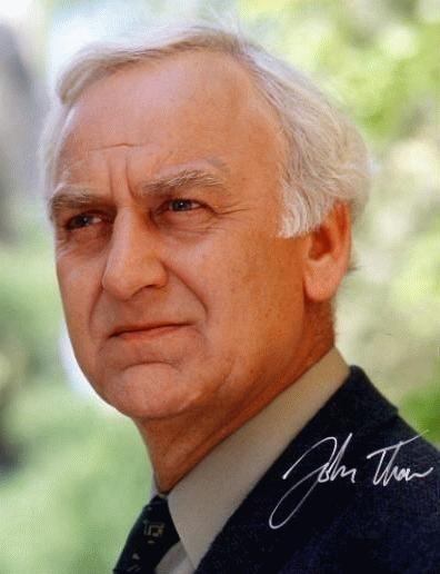 John Thaw 60, sadly missed: