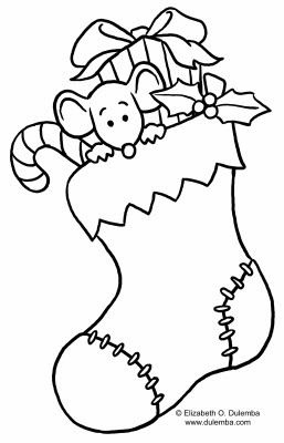 christmas stockings stockings and coloring pages on pinterest
