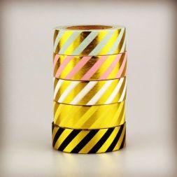 https://www.aliexpress.com/item/Foil-Washi-Tape-Paper-Set-Blue-Pink-Gold-Yellow-Red-Green-Purple-Black-Stripes-Scrapbooking-Decorative/32812411608.html?ws_ab_test=searchweb0_0,searchweb201602_3_10152_10065_10151_10068_10130_10209_10192_10190_10307_10301_10137_10303_10060_10155_10154_10056_10055_10054_5370015_10059_100031_10099_10103_10102_10052_10053_10142_10107_10050_10051_10084_10083_10080_10082_10081_10110_10111_10112_10113_10114_10179_10310_10312_10184_10078_10079_10210_10073,searchweb201603