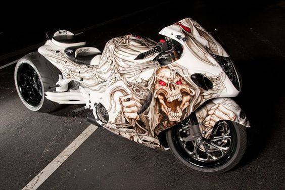Tricked Out Bike
