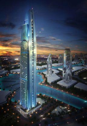 Dubai Damac Heights