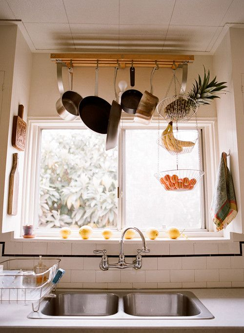 Faucets Pot Racks And Towels On Pinterest