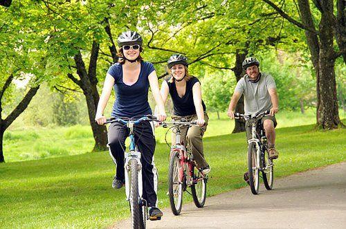ciclismo e esporte