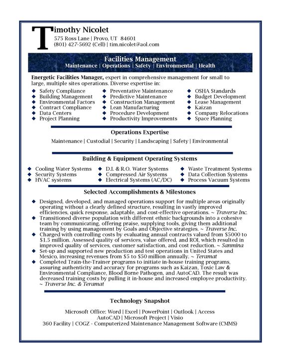 senior executive resume sample resume professional resume and