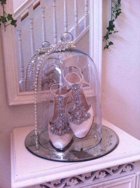 When the big day is over, we have lots of fantastic memories and pics, and your wedding gown and even some accessories can inspire you.