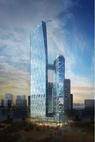 Kuala Lumpur Oxley Towers