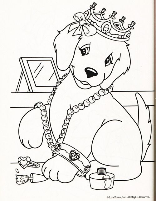 1000 images about coloring book dogs on pinterest coloring