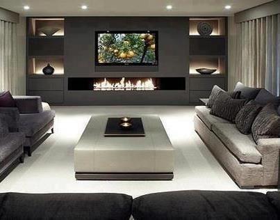 Living decoracion de interiores. estilo decoracià n interiores ...