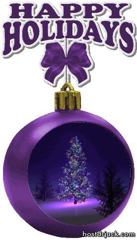 Animated Gif Christmas And Happy Holidays On Pinterest