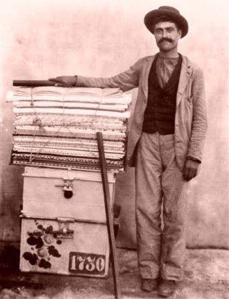 Mascate. Rio de Janeiro, 1895. Foto de Marc Ferrez.: