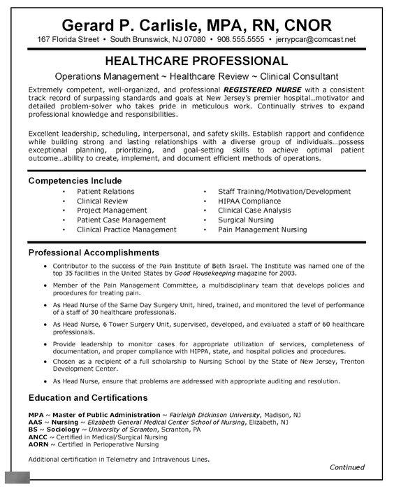 Pediatric Nurse Resume Objective Example Pediatric Nurse Resume