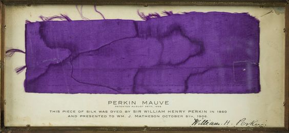 Image result for mauve history: