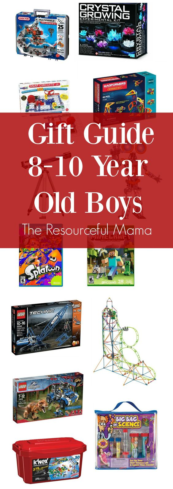 Gift guide, Old boys and Year old on Pinterest