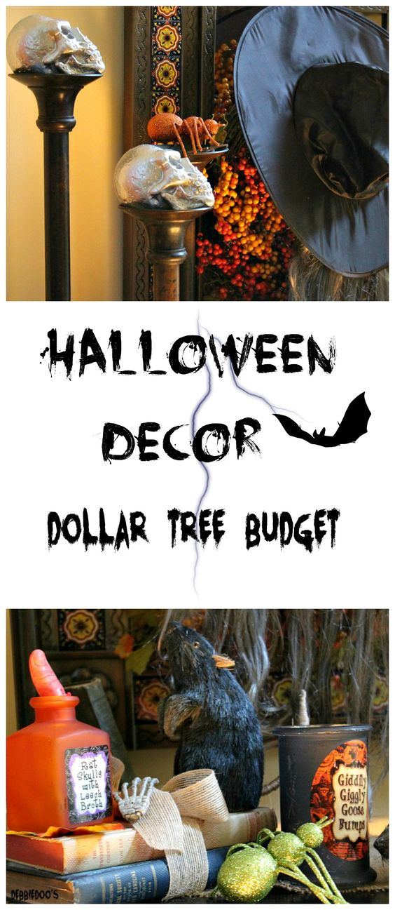 Halloween Home decor, Home and Inspiration