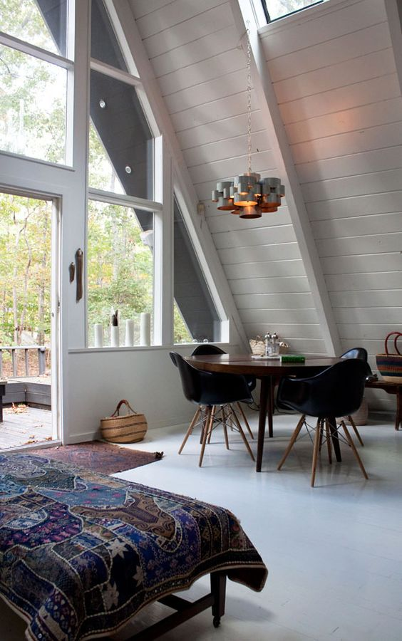10 A-frame House Designs – For A Simple Yet Unforgettable Look: