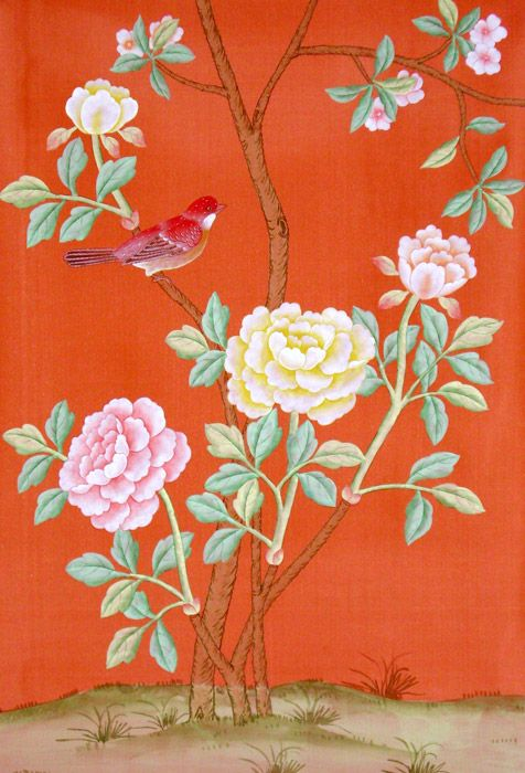 Chinoiserie Papers Batavia Griffin Amp Wong Elegance