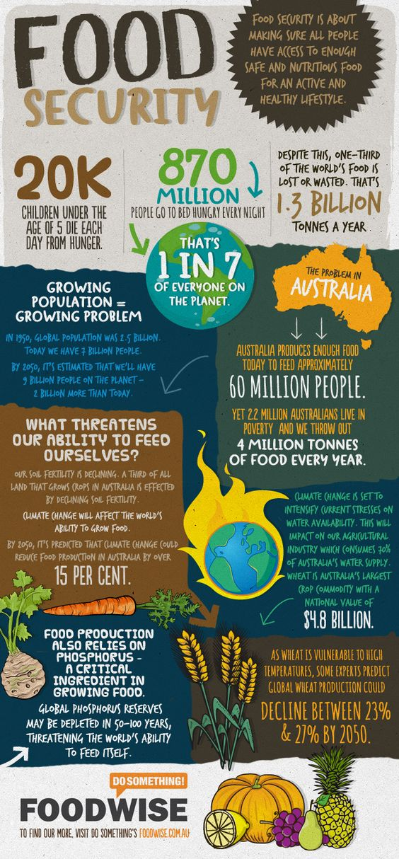 Food security, Sustainability and Teaching on Pinterest