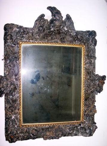 Зеркало 17 века, барокко: