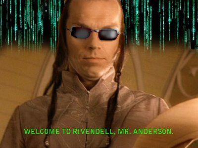 Image result for agent smith lord of the rings