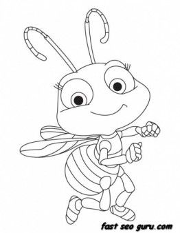 coloring book pages honey bees and coloring books on pinterest