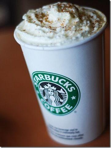 Starbuck's Pumpkin Spice Latte Recipe-- @Brittany Horton Horton Hutchinson
