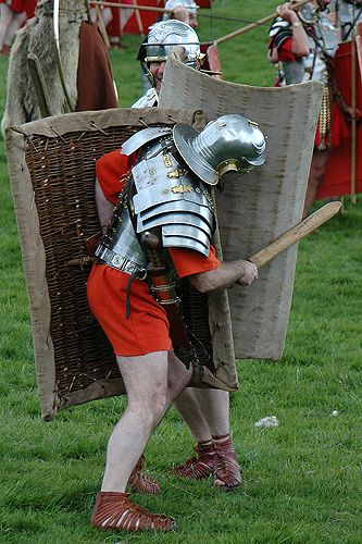 Build a Physical Foundation like the Roman Army - Chronicles