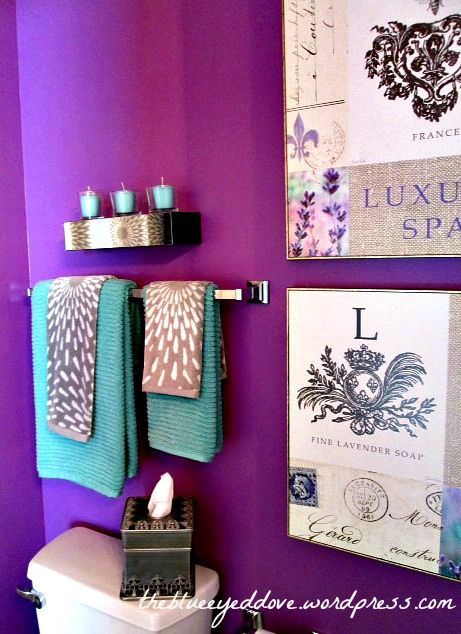 Love The Teal And Purple Together First Home Ideas Pinterest. Turquoise And Purple Bedroom Ideas   Bedroom Style Ideas