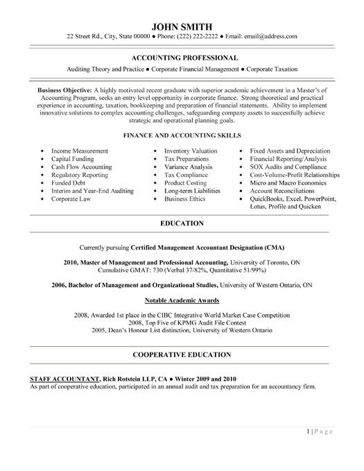 resume templates resume and entry level on pinterest