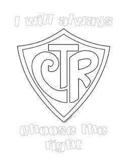 ctr shield coloring sheets and coloring on pinterest