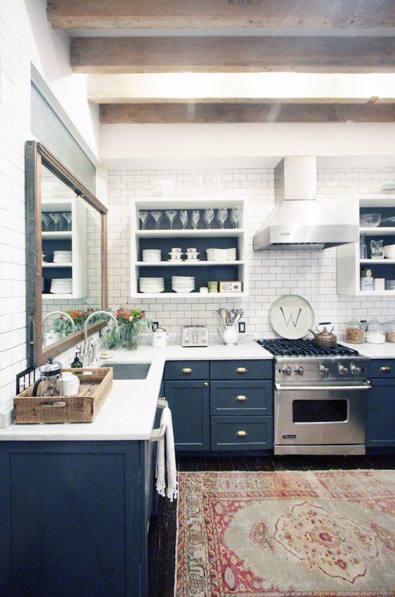 House Envy: A Rustic Manhattan Loft | lark & linen: