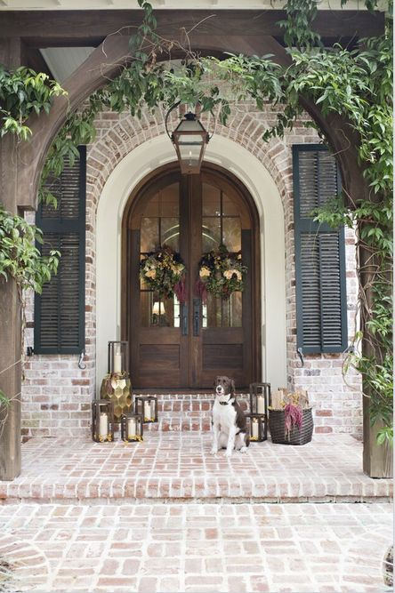 A Fabulous Front Door for Fall: