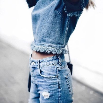 Denim on denim is the best boho outfits for any trip!
