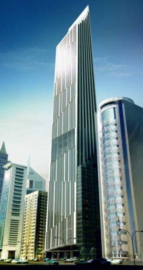 Dubai Arabtec Tower