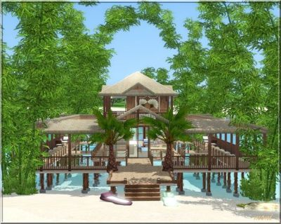 Living a Tropical life! The Sims 3 (download) | The Sims 3 ...