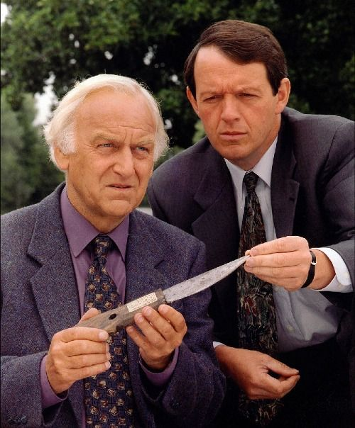 """Morse: """"Is this a dagger I see before me? I wish it was a pint."""":"""