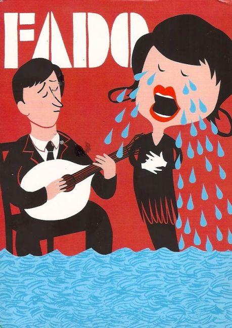 Fado. Cartazes bem antigos - Lisboa:
