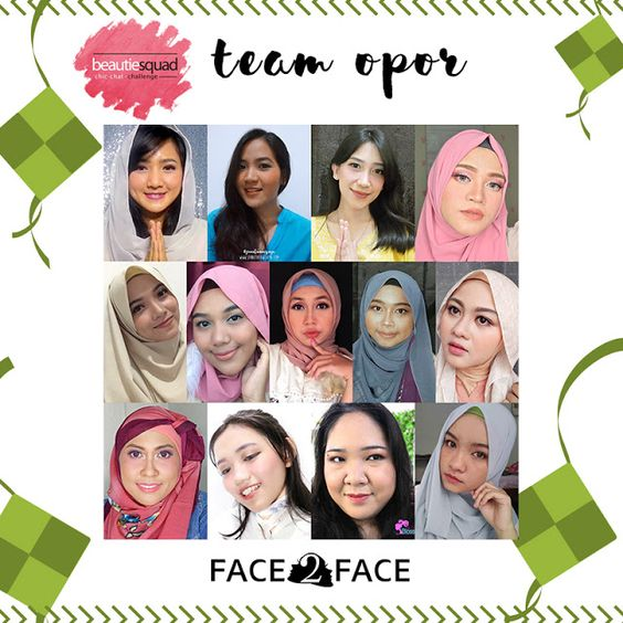 Team Opor - Soft Makeup Lebaran