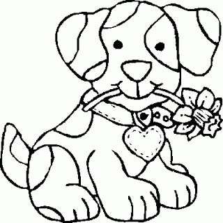 cute dogs coloring pages and coloring on pinterest