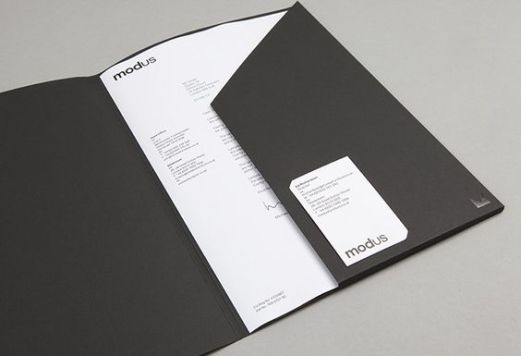 Modus branding & identity by Studio Small: