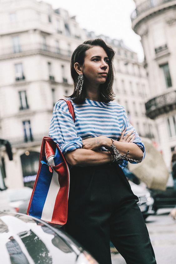 Street Style Alta Costura/ París, julio de 2016 (I) Más: