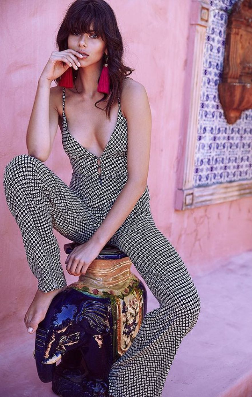 stone cold fox. capulet jumpsuit. #fashion: