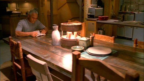 Kitchen Dining Serenity Firefly Felt Very Inspired
